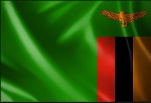 Vlag Zambia