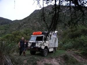wild camp bavianskloof