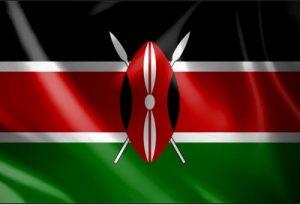 Vlag Kenya