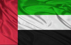 Vlag UAE